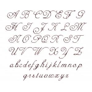 Fiche Broderie Alphabet Adine En Pdf à Télécharger Et à