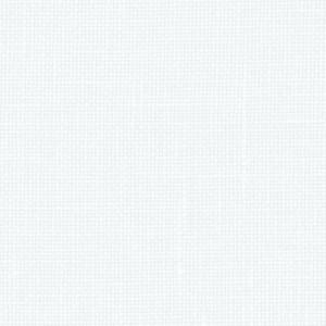 "Lin Belfast 12 fils ""Blanc"" Zweigart 35x50cm"