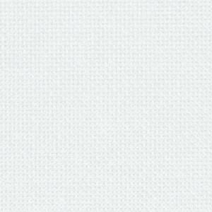 "Aïda 7 points ""Blanc"" Zweigart 55x50cm"
