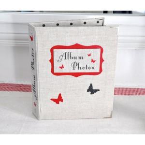 "Kit complet cartonnage : ""Album Photos"""