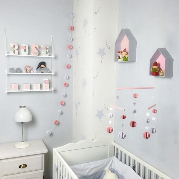 Beautiful Chambre Gris Et Bois De Rose Gallery - Design Trends ...
