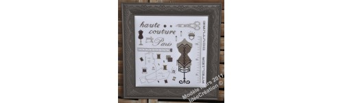 Broderie Fiches+miniatures